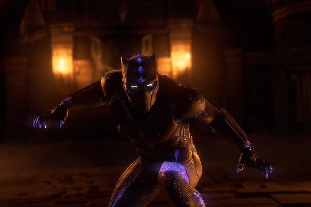 Marvel Avenger's: DLC com Pantera Negra chega em agosto de 2021