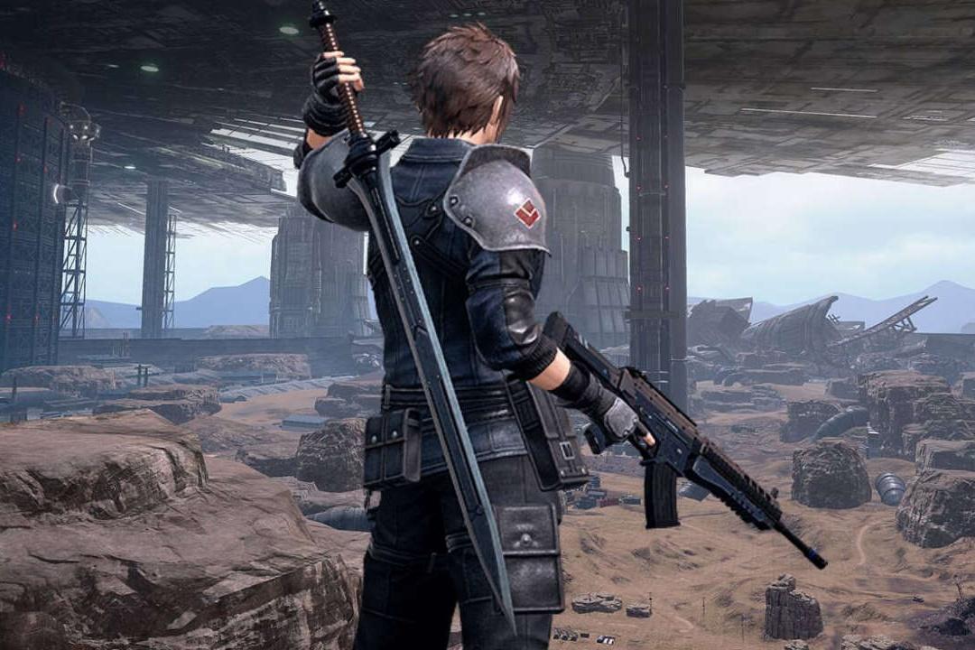 Final Fantasy VII: The First Soldier, battle royale de FF, ganha trailer