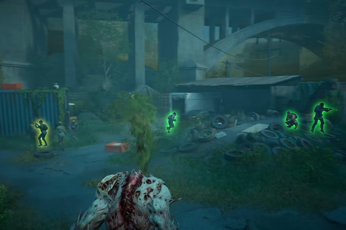 Back 4 Blood ganha detalhes de gameplay do modo PvP