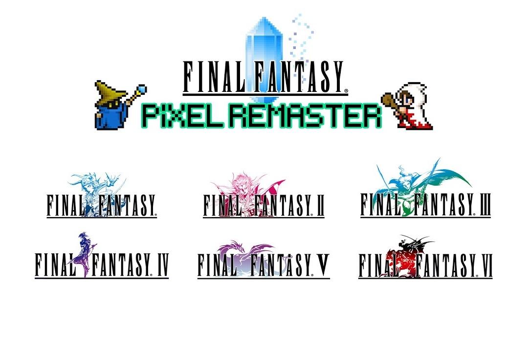 Final Fantasy Pixel Remaster: 6 originais chegam jogos no mobile e PC