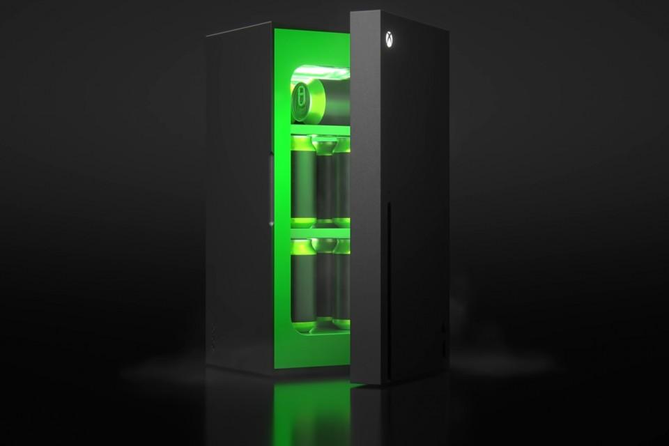 Xbox vira mini geladeira oficial que será lançada neste Natal