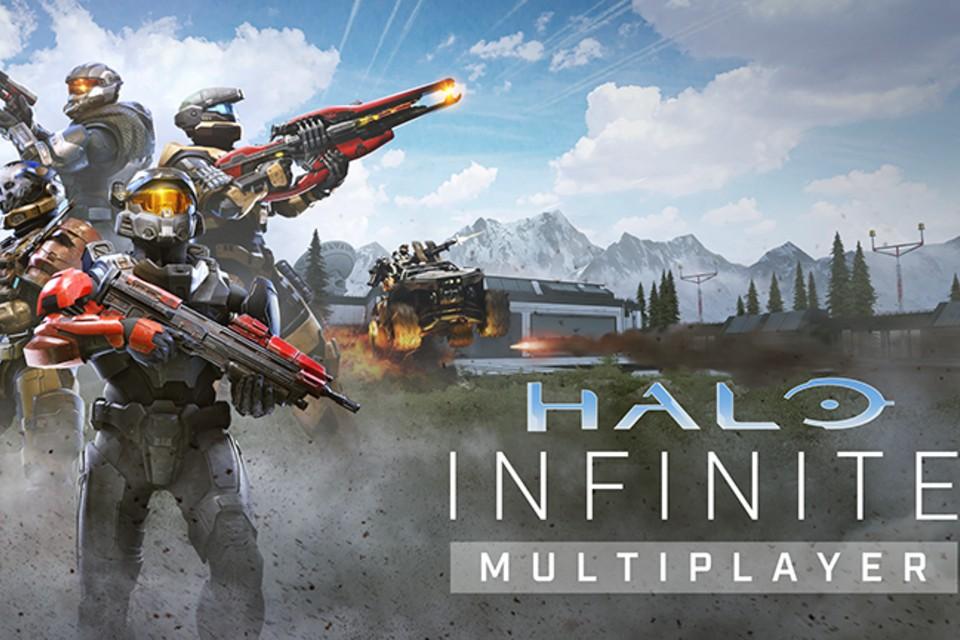 Halo Infinite recebe novo trailer e informações sobre multiplayer