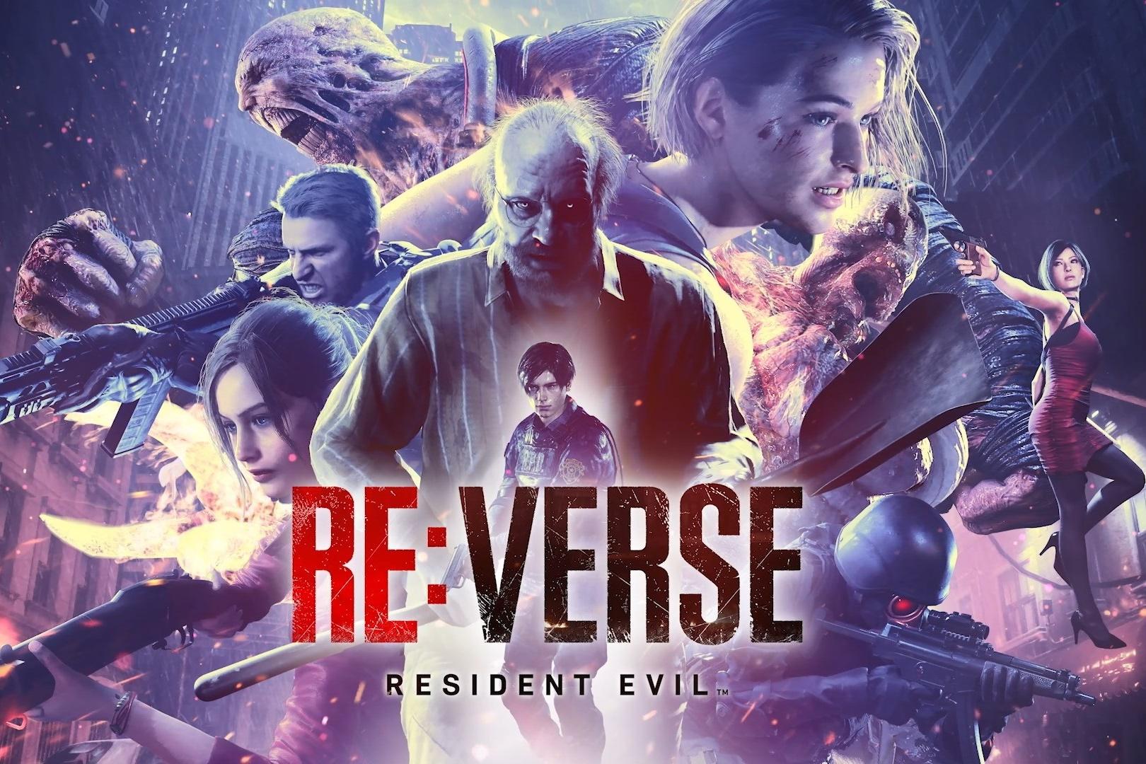 Capcom anuncia que RE: Verse será lançado em julho de 2021