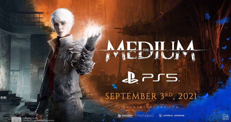 The Medium chega no PS5 em setembro | Voxel