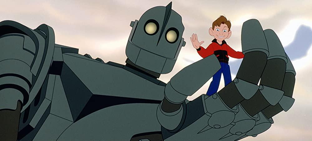 The Iron Giant (1999).