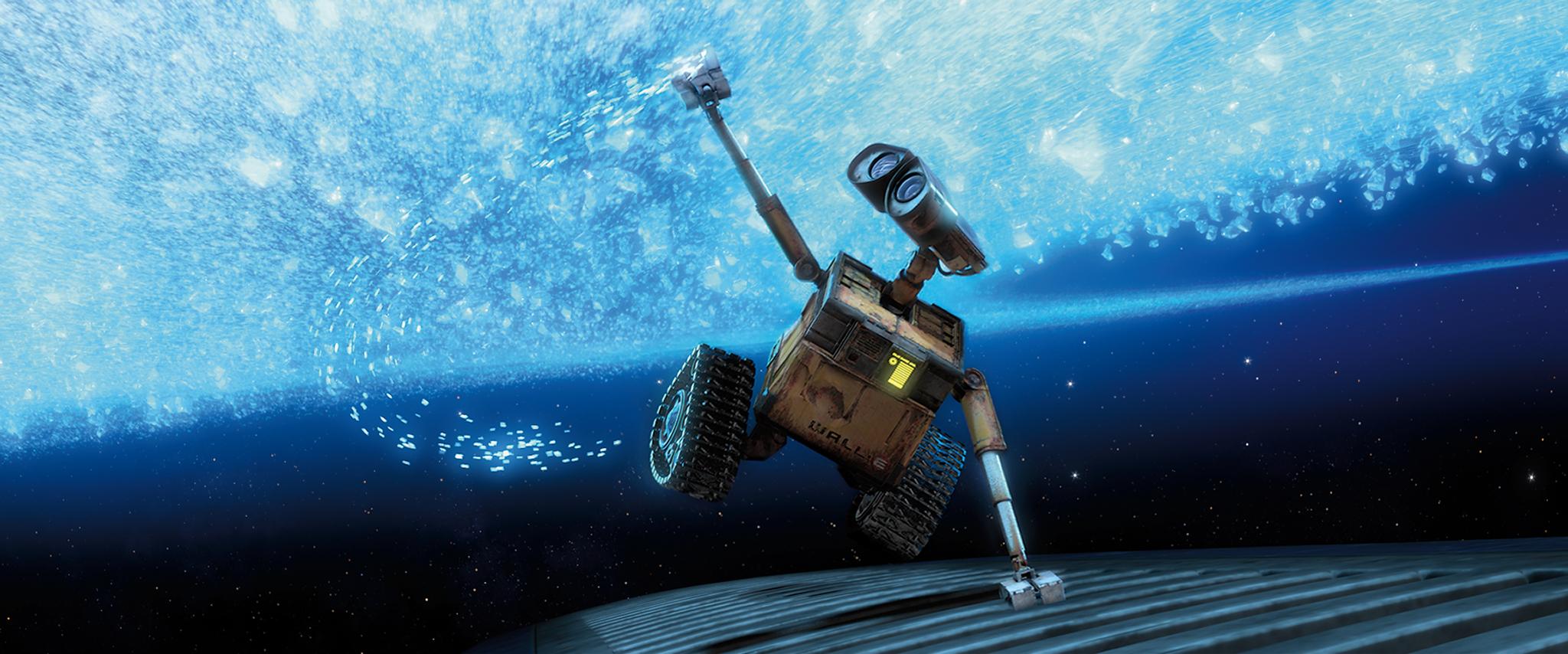 Wall-E (2008).