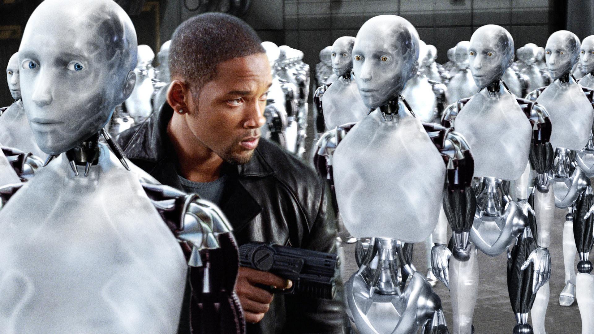Me, Robot (2004).