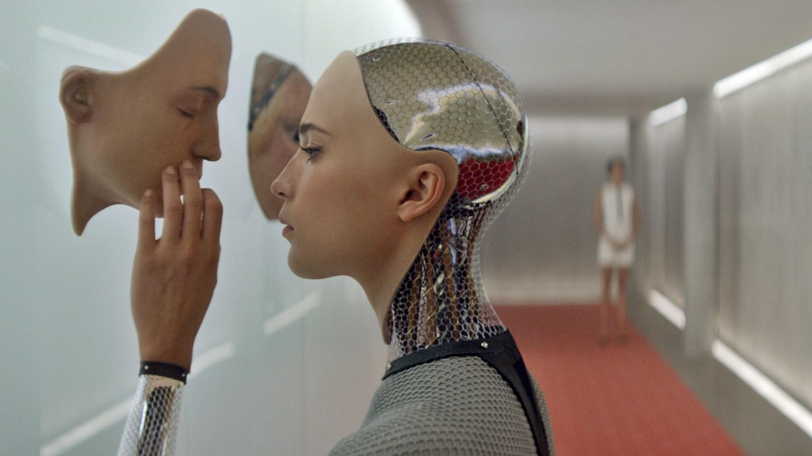 Ex Machina: Artificial Instinct (2014).