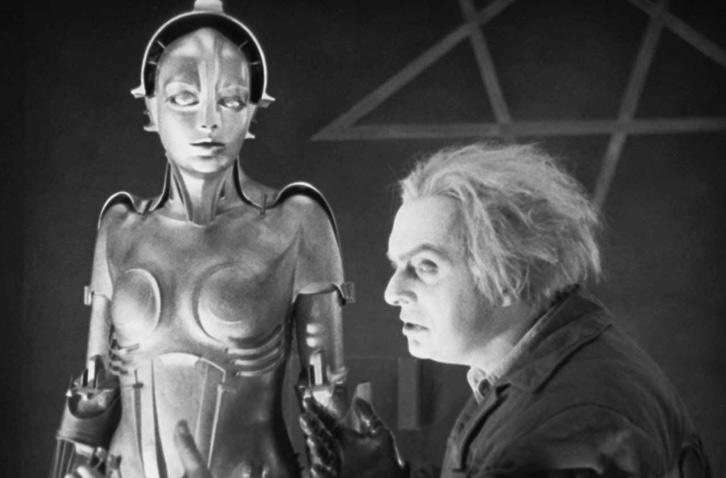 Metropolis (1927).