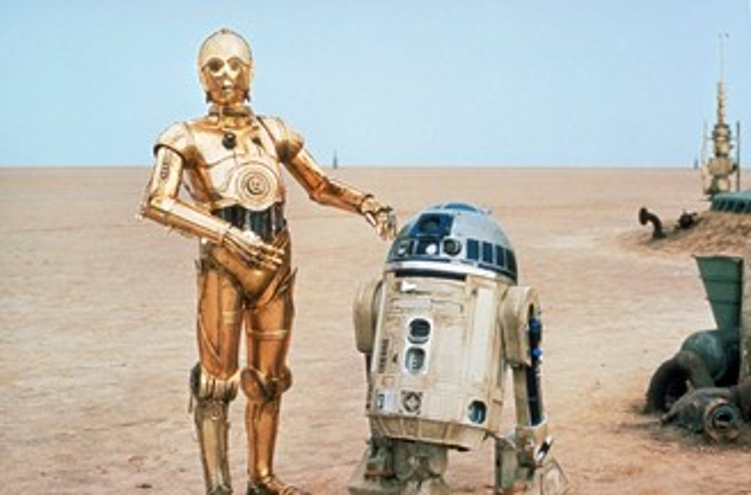 Star Wars: Episode IV - A New Hope (1977).