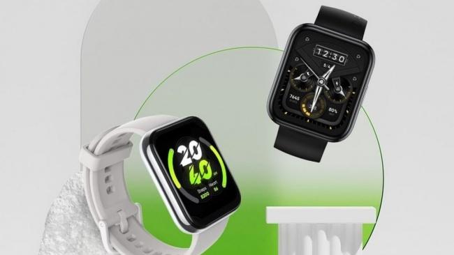 Novos smartwatches da Realme.