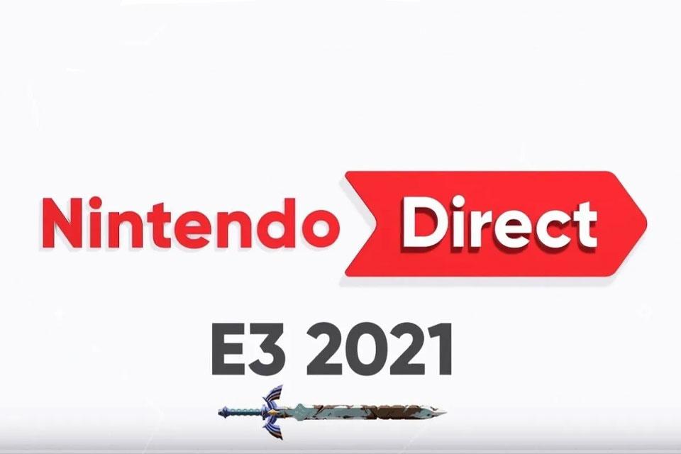 Nintendo: resumão da apresentação na E3 2021