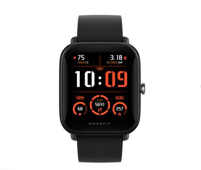 Imagem: Smartwatch Xiaomi Amazfit Bip U Pro