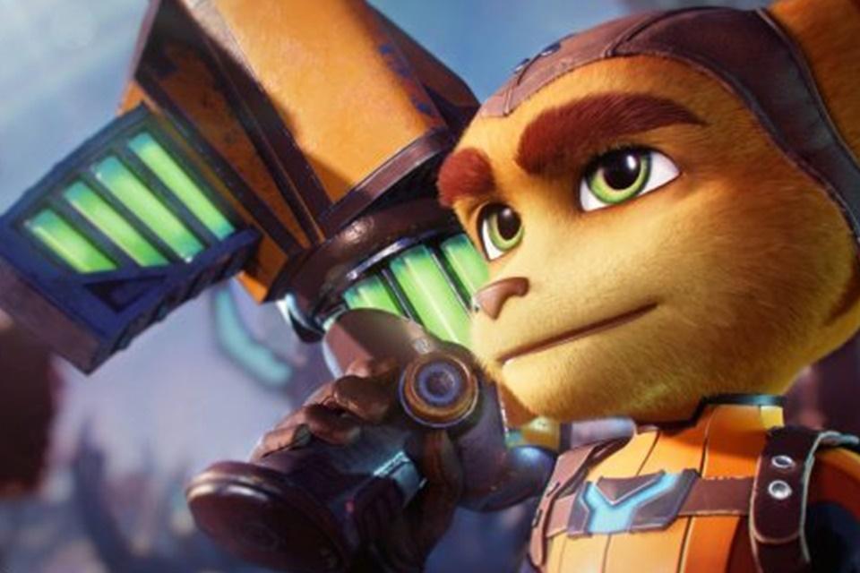 Ratchet & Clank: Rift Apart: game ganha papéis de parede oficiais