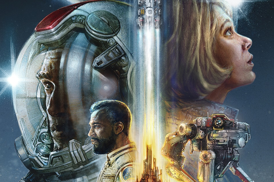 Starfield: jogo apenas no PC e Xbox ajuda time a focar no produto