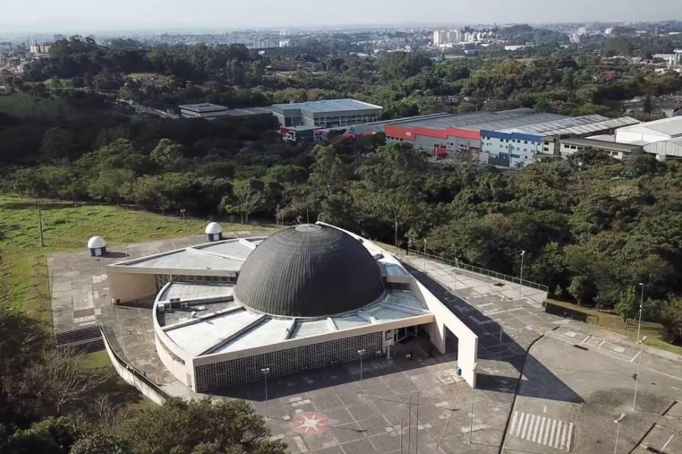 Planetário de São Paulo é recriado no Minecraft