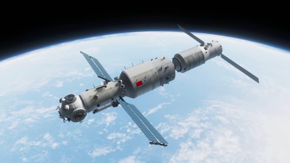 Sucesso: China envia três astronautas para estação espacial