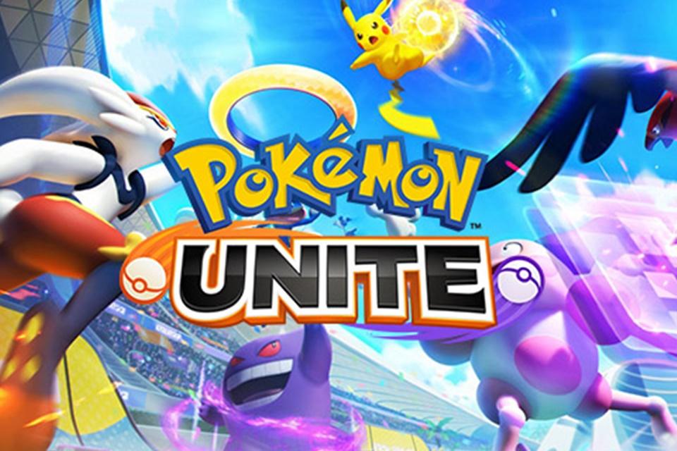 Pokémon Unite chega em julho no Switch e setembro no Android/iOS