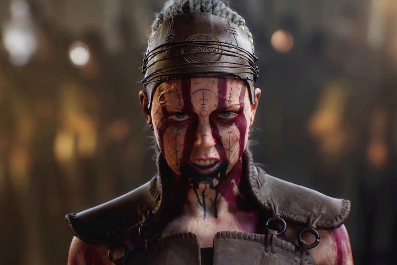 Hellblade 2: Senua's Saga ganha montagem em vídeo durante evento do Xbox