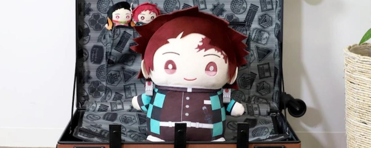 Imagem de: Demon Slayer: anime ganha nova mochila com Nezuko; veja!