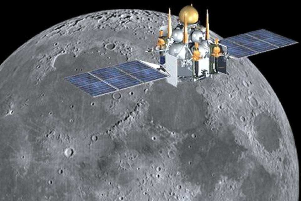 China e Rússia apresentam projeto para a construção de base lunar