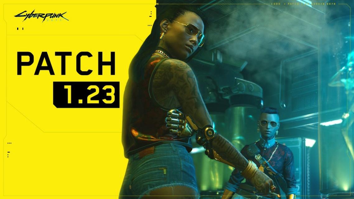 Cyberpunk 2077 recebe novo patch antes de seu relançamento no PS4