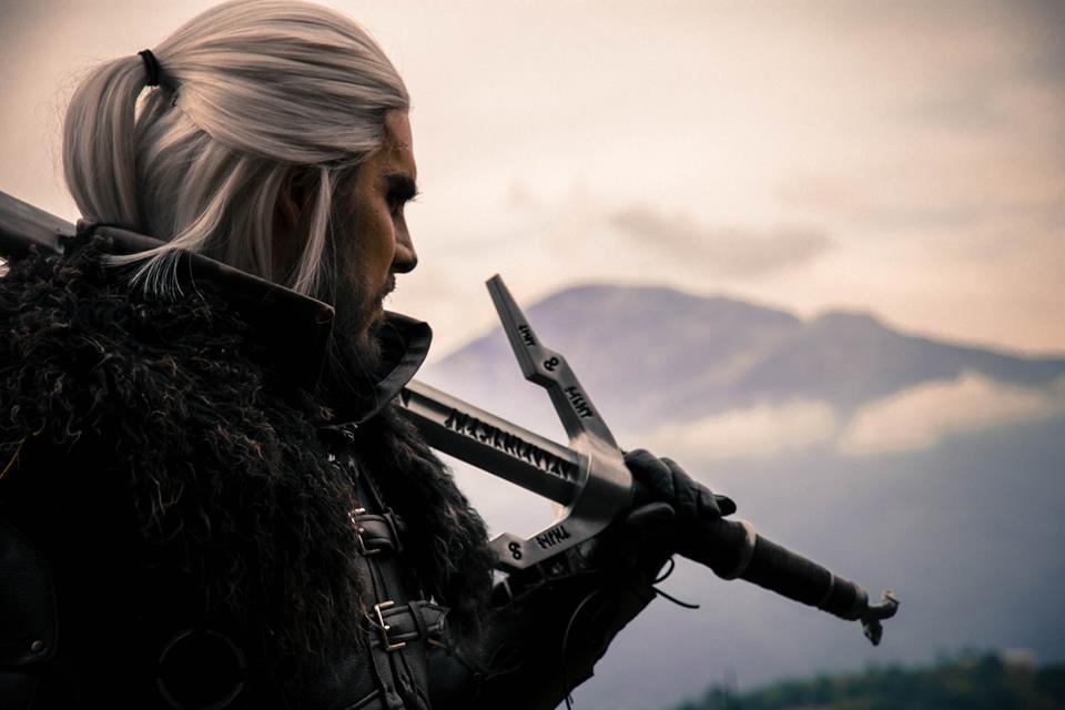 The Witcher: confira o cosplay do Geraldão carpinteiro