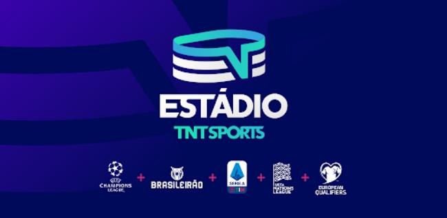 TNT Sports Stadium app.