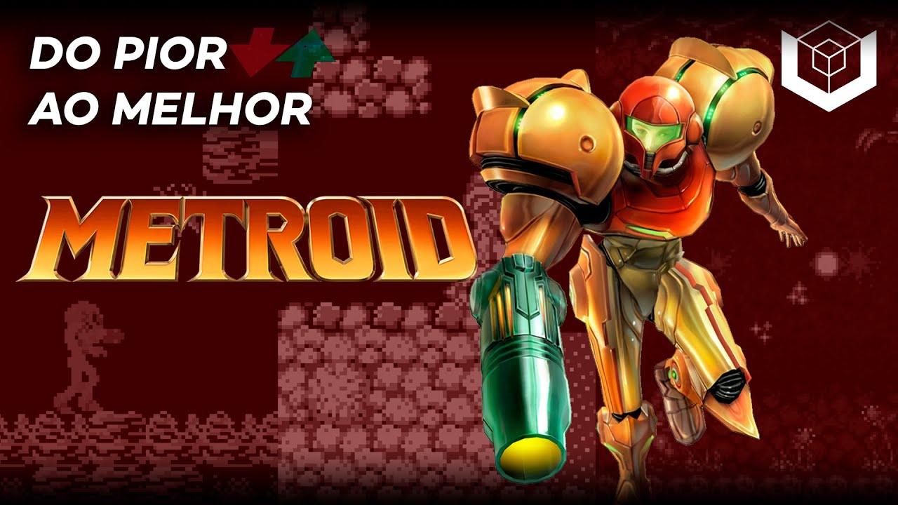 Metroid: do pior ao melhor, segundo a crítica