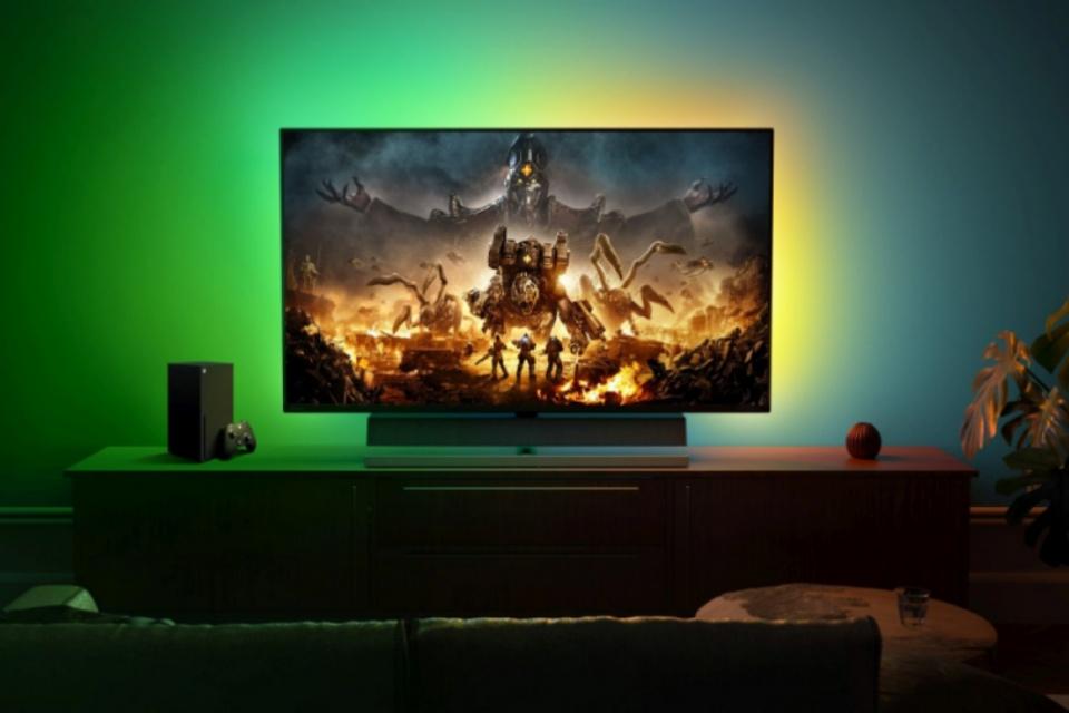 Microsoft anuncia TV e monitores projetados para jogar no Xbox