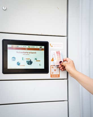 In addition to allowing you to pay bills, NFC can pass on product information.