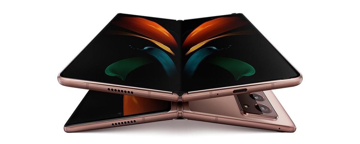 Imagem de: Teste o Samsung Galaxy Z Fold 2 5G de graça por 10 dias