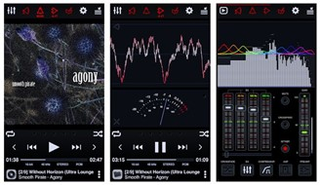 Neutron Music Player.