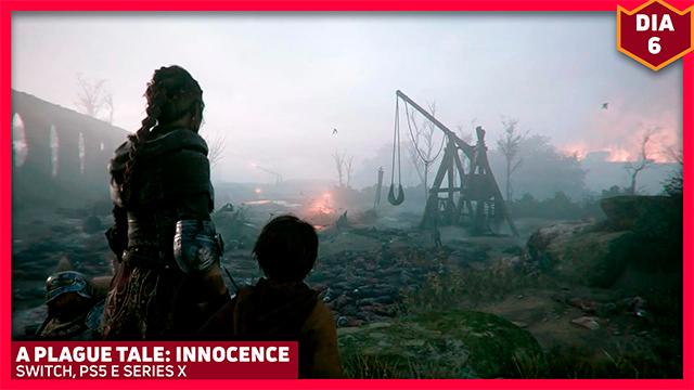 The Plague Tale: Innocence