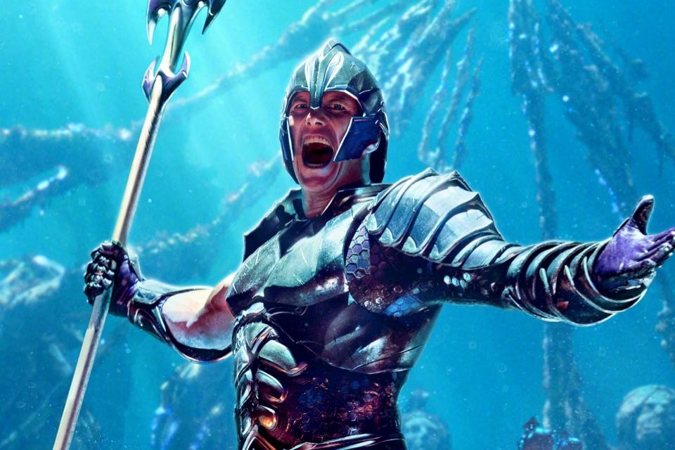 Aquaman 2: Patrick Wilson mostra rotina de treino para o filme