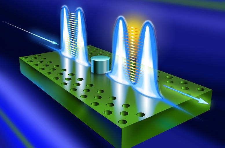 Pesquisa encontra peça perdida da computação quântica óptica