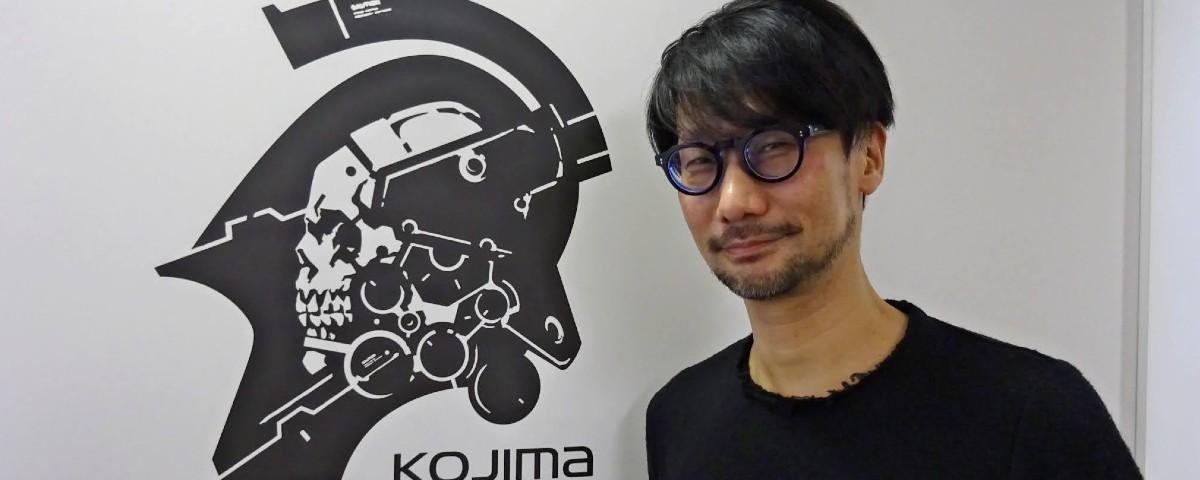 Hideo Kojima e Microsoft estão muito perto de formalizar parceria