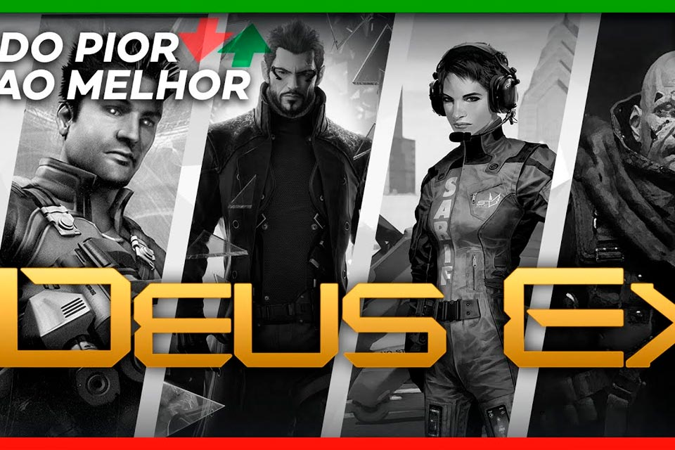 Deus Ex: do pior ao melhor, segundo a crítica