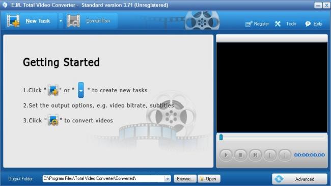 Total Video Converter.