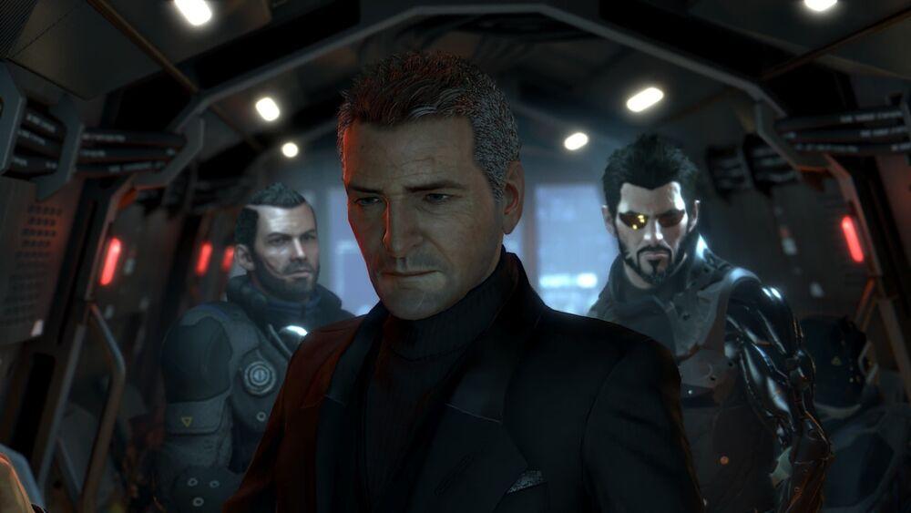 Image: Deus Ex Fandom/Reproduction