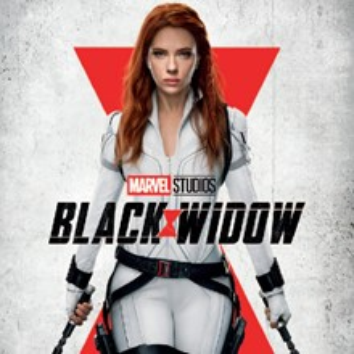 Image: Black Widow on Disney Plus