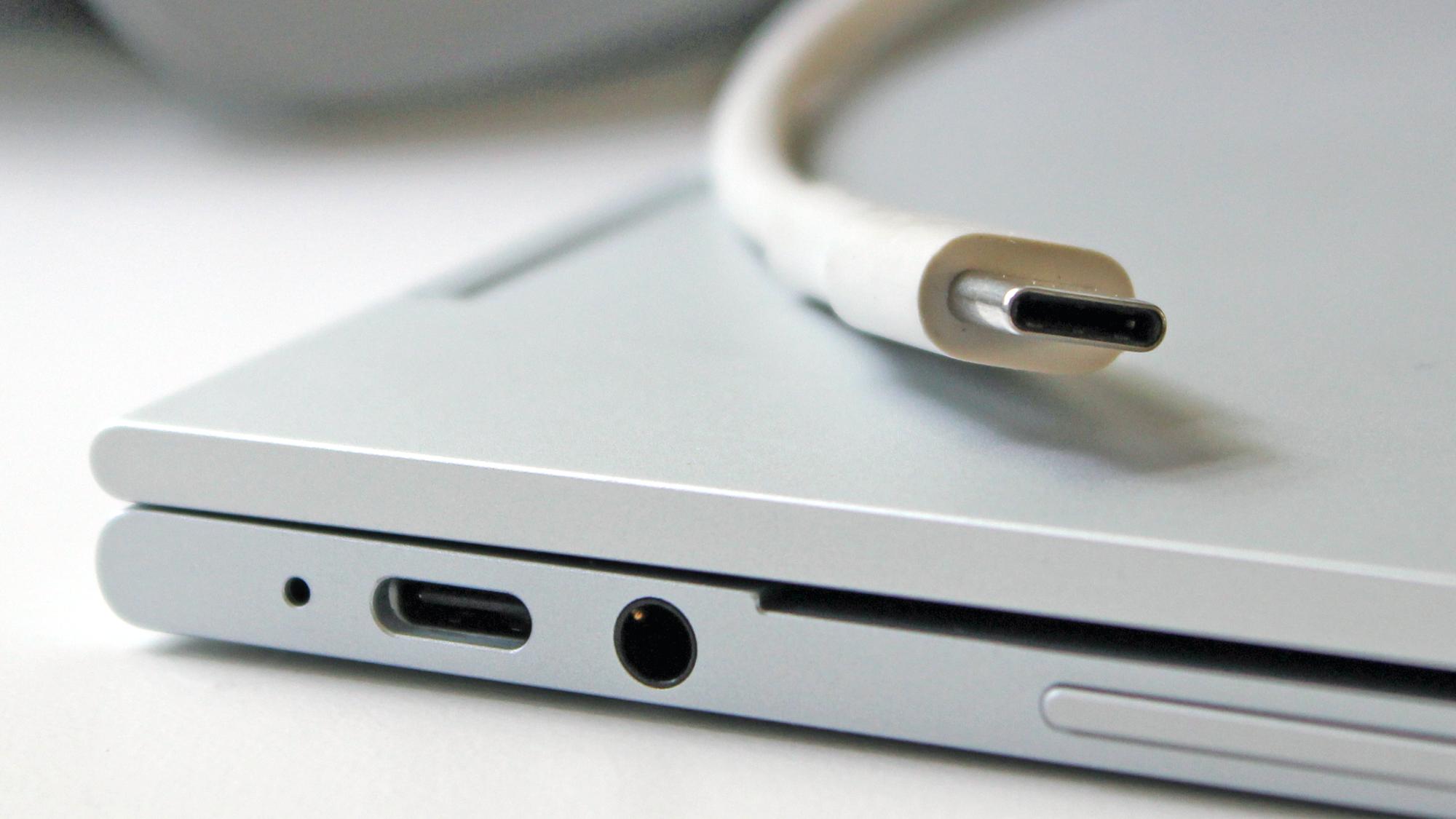 O USB-C deve se tornar um padrão universal de conexão.