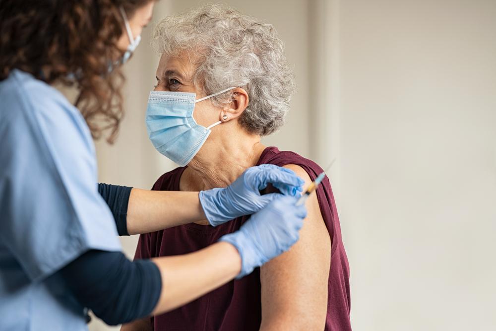 Vacina em idosos
