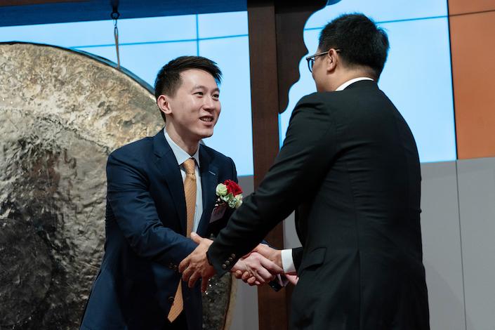 Admissão de Shou Zi Chew como Diretor Financeiro motivou rumores sobre o IPO da ByteDance em março.