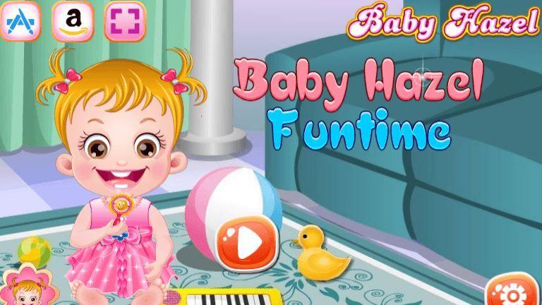 Imagem de 6 jogos da Bebê Hazel para se divertir com essa famosa personagem