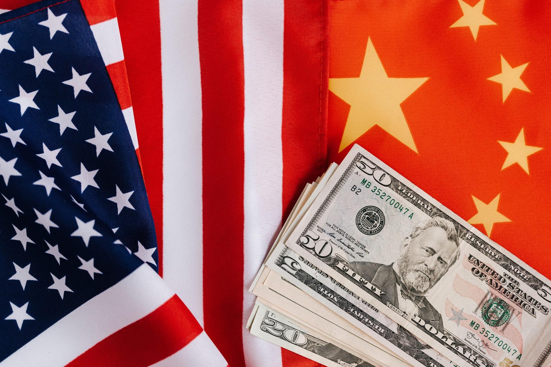 Governo dos Estados Unidos chegou a citar a aplicação de sanções ao Governo Chinês. (Fonte: Pexels)