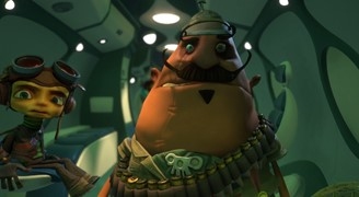 All the characters you love are back for more adventures in Psychonauts 2