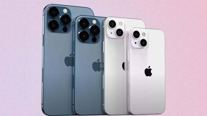 iPhone 13 está previsto para chegar ao mercado em setembro.