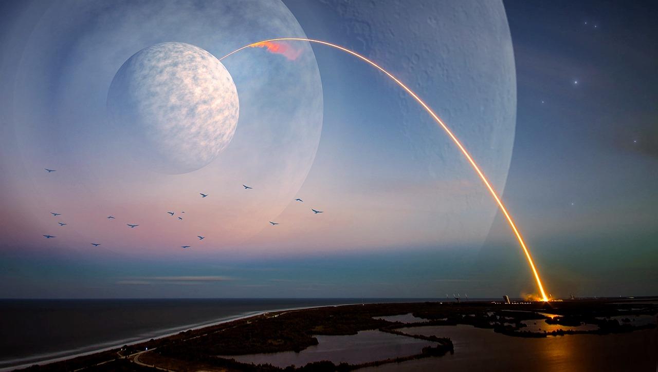 Bezos oferece bilhões para a NASA por contrato de sonda lunar