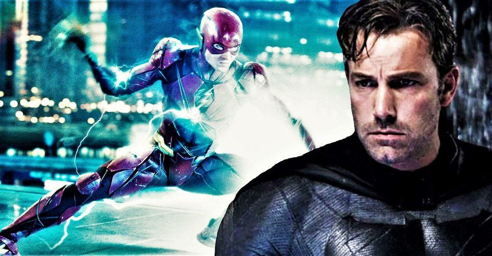 The Flash: imagem do set mostra possível Batman de Ben Affleck; veja!